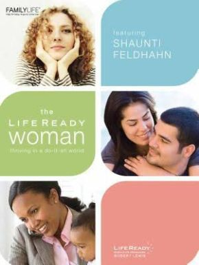 The Life Ready Woman Leader Kit (Video Group Study)