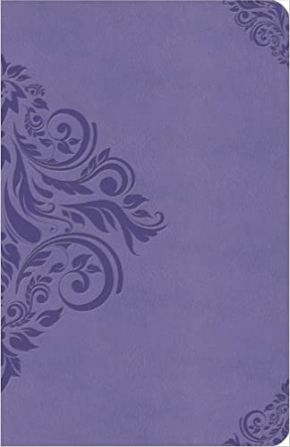 The KJV Study Bible: King James Version, Purple (King James Bible)