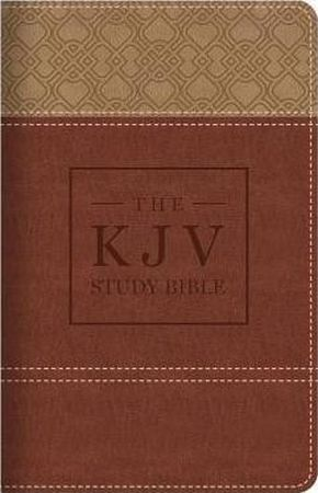 The KJV Study Bible: King James Version, Brown, Handy Size (King James Bible)