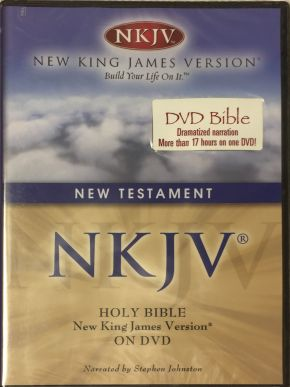 NKJV Dramatized New Testament on DVD