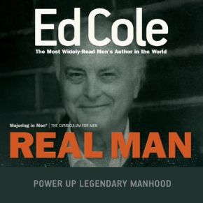 Real Man: Majoring in Men Curriculum (Majoring in Men: The Curriculum for Men) *Scratch & Dent*