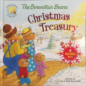Berenstein Bears Christmas Treasury 4-in-1