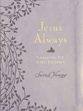 Jesus Always ~ Deluxe Box Set With Journal *Scratch & Dent*