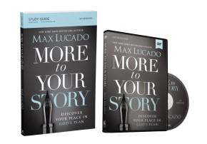 More to Your Story Study Guide with DVD: Discover Your Place in God's Plan