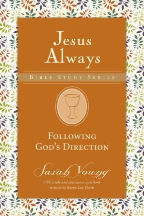 Following God's Direction (Jesus Always Bible Studies)