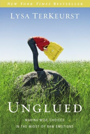 Unglued: PB Making Wise Choices in the Midst of Raw Emotions