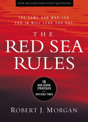 The Red Sea Rules: 10 God-Given Strategies for Difficult Times *Scratch & Dent*