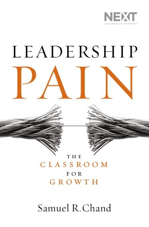 Leadership Pain: The Classroom for Growth *Scratch & Dent*