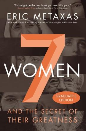 Seven Women Graduate Edition