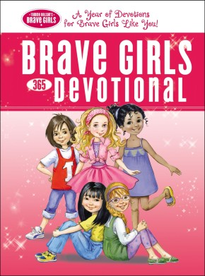 Brave Girls 365-Day Devotional *Scratch & Dent*