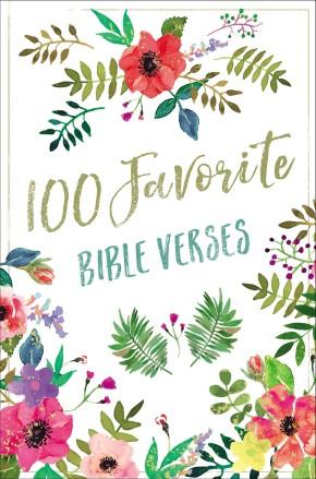 100 Favorite Bible Verses *Scratch & Dent*