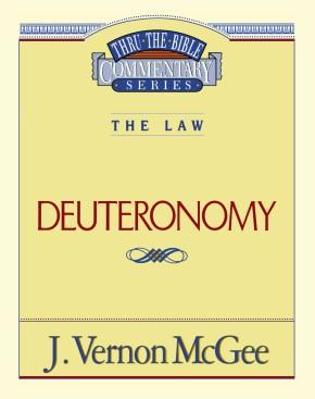 Deuteronomy (Thru the Bible)