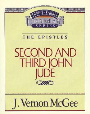 Second and Third John Jude (Thru the Bible)