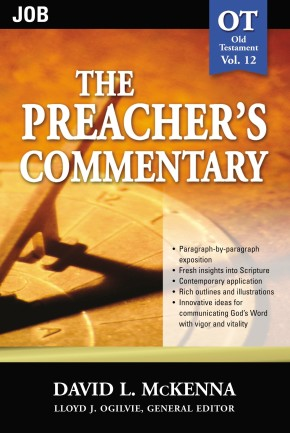 The Preacher's Commentary-Vol. 12- Job