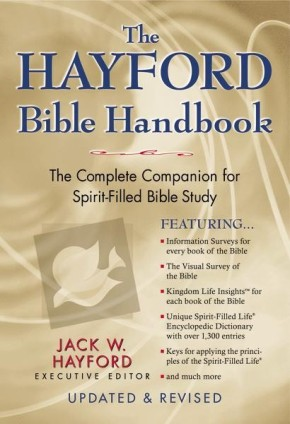 The Hayford Bible Handbook *Scratch & Dent*
