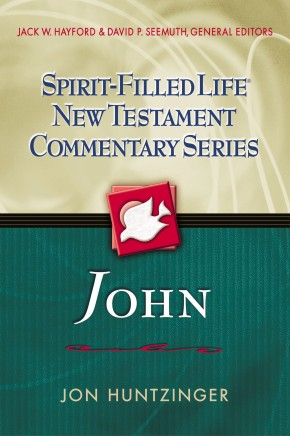 John (Spirit-Filled Life New Testament Commentary)