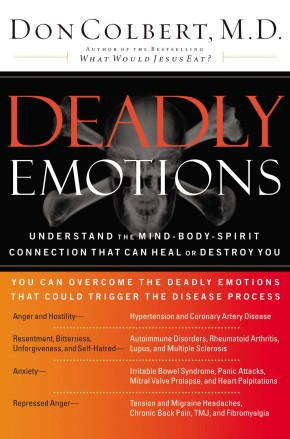 Deadly Emotions: Understand the Mind-Body-Spirit Connection That Can Heal or Destroy You *Scratch & Dent*