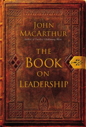 The Book on Leadership PB by MacArthur