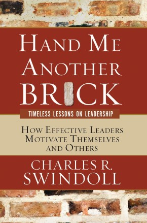 Hand Me Another Brick PB by Swindoll