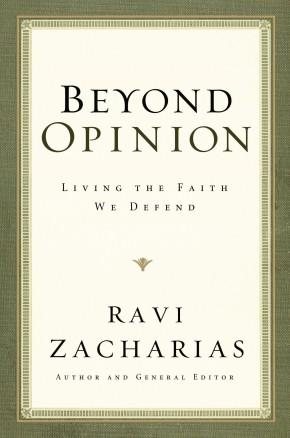 Beyond Opinion PB by Ravi Zacharias