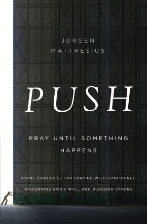 PUSH: Pray Until Something Happens: Divine Principles for Praying with Confidence, Discerning God's Will, and Blessing Others *Scratch & Dent*
