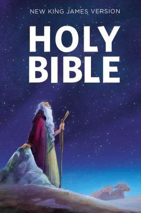 NKJV, Children's Outreach Bible, Softcover: Holy Bible, New King James Version