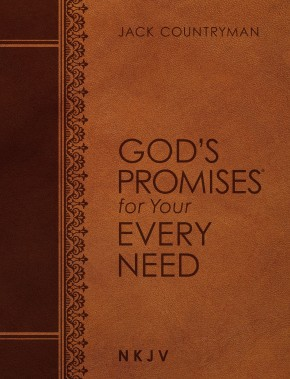 God's Promises for Your Every Need NKJV (Large Text Leathersoft)