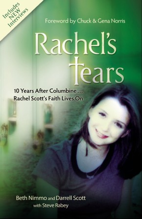 Rachel's Tears: 10th Anniversary Edition: The Spiritual Journey of Columbine Martyr Rachel Scott *Scratch & Dent*