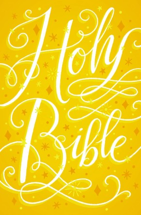ICB, Golden Princess Sparkle Bible, Hardcover: International Children's Bible