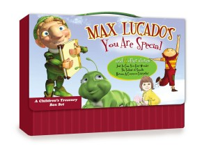Max Lucado's You Are Special and 3 Other Stories: A Children's Treasury Box Set