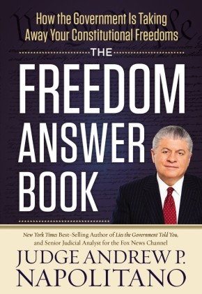 The Freedom Answer Book (Answer Book Series)