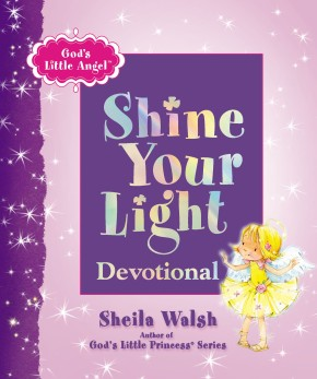 God's Little Angel: Shine Your Light Devotional *Scratch & Dent*