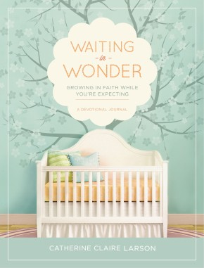 Waiting in Wonder: Growing in Faith While You're Expecting *Scratch & Dent*
