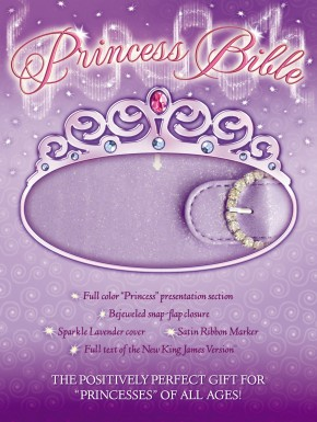 Princess Bible: Lavender - New King James Version