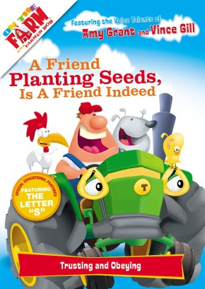 A Friend Planting Seeds Is a Friend Indeed: Literacy Edition *Scratch & Dent*