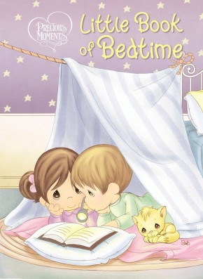 Precious Moments: Little Book of Bedtime *Scratch & Dent*