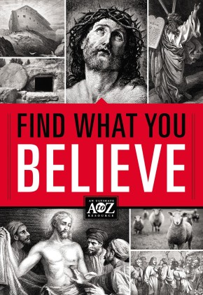 Find What You Believe (A to Z Series) *Scratch & Dent*