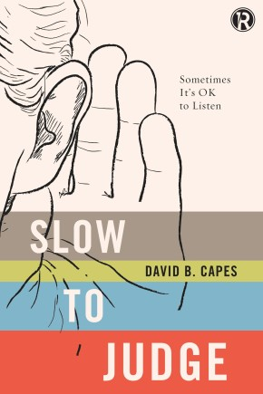 Slow to Judge: Sometimes It?s OK to Listen (Refraction)