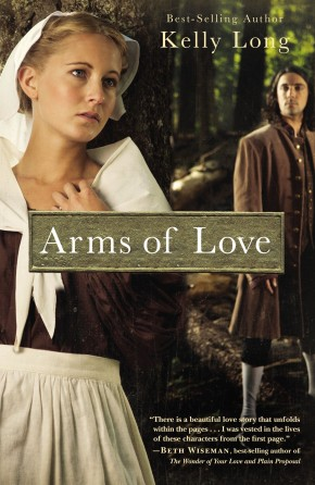 Arms of Love (Amish Beginnings Novel)