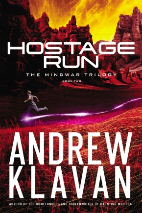 Hostage Run (The MindWar Trilogy) *Scratch & Dent*