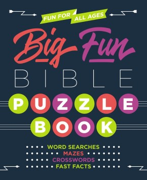 Big Fun Bible Puzzle Book