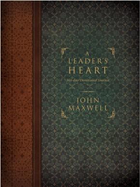 A Leader's Heart: 365-Day Devotional Journal