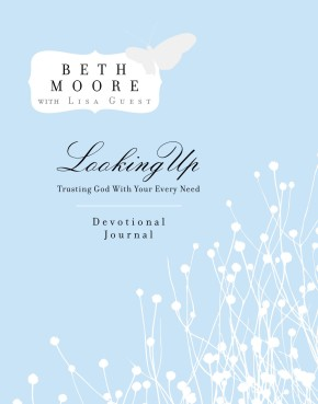 Looking Up Devotional Journal: Trusting God with Your Every Need