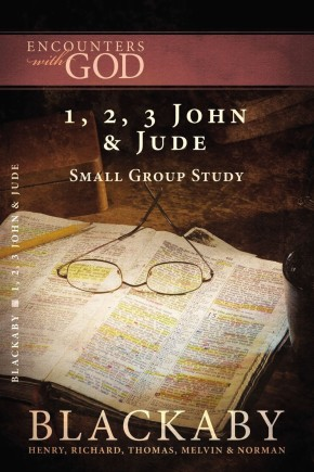 1, 2, 3 John & Jude (Encounters With God)