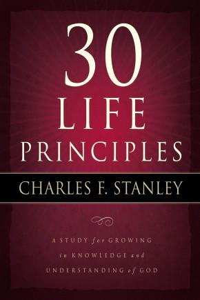 30 Life Principles (Life Principles Study) *Scratch & Dent*