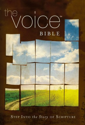 The Voice Bible, Hardcover: Step Into the Story of Scripture *Scratch & Dent*