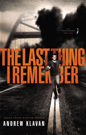 The Last Thing I Remember (The Homelanders) *Scratch & Dent*