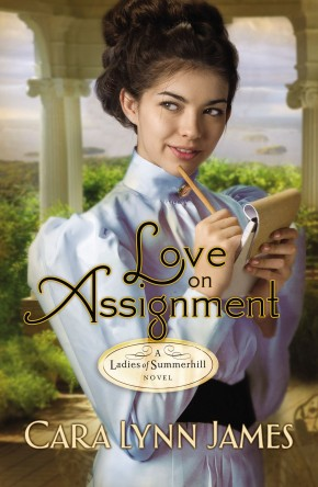 Love on Assignment (Ladies of Summerhill) *Scratch & Dent*