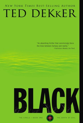 Black (Circle Trilogy) *Scratch & Dent*