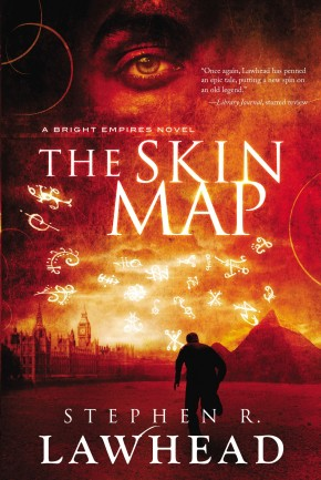 The Skin Map (Bright Empires) *Scratch & Dent*